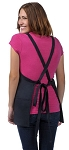 Bib Apron - 3 pockets Criss Cross