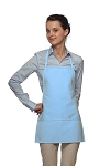 Promotional bib Apron, with pockets