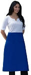 Double inset pocket full bistro Apron