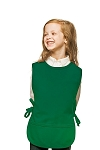 Childs Golf Caddy Bib with 2 pockets. - 20 colors available including pink!