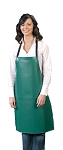 Vinyl Bib Apron 32 inches long - No pockets