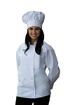 Chef Coat Long Sleeve
