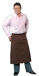 Full Length Bistro Apron - 2 pockets