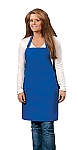 Bib Apron 28 inches long - Inset pocket