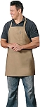 Bib Apron - pencil pocket
