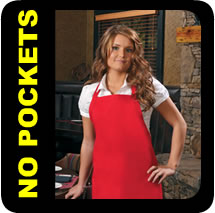 Bib Aprons no Pockets