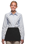 Waist Apron - 3 Pockets Buckle Closure