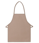 Promotional Bib Apron no pockets.