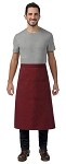 Full Length Bistro Apron - Center pockets