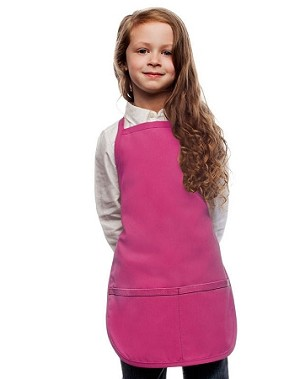 2 Pocket Child's Bib Apron